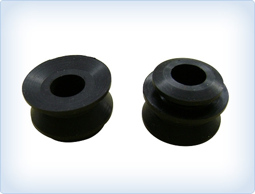 Rubber pads for refrigerator
