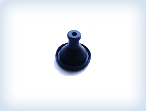 Rubber grommet for harness